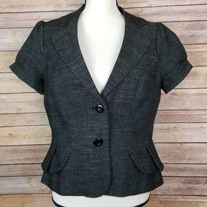 AGB Short Sleeve Blazer Size 10
